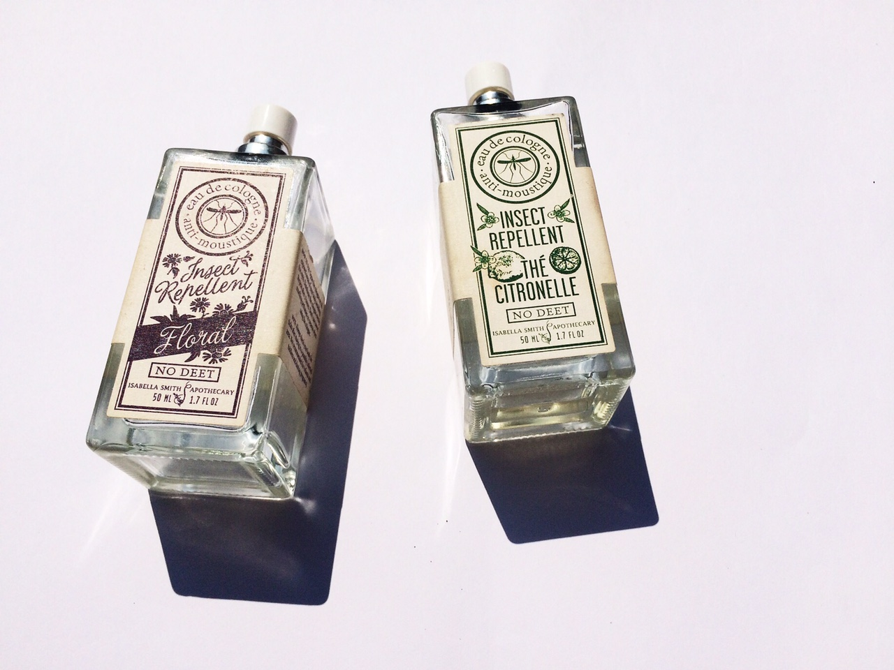 Introducing Isabella Smith Insect Repellent PErfume