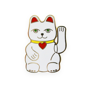 LuckyCat_Pin georgia perry