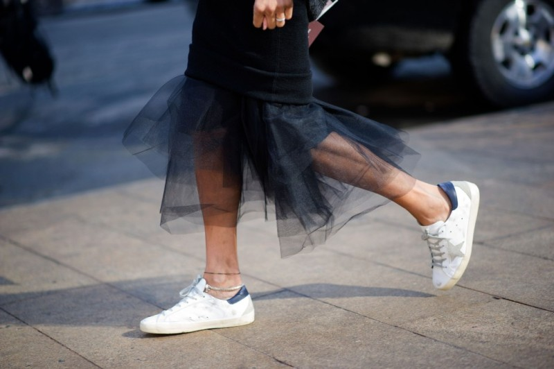 street-style-Ramya-Giangola-nyc-tulle details ballet