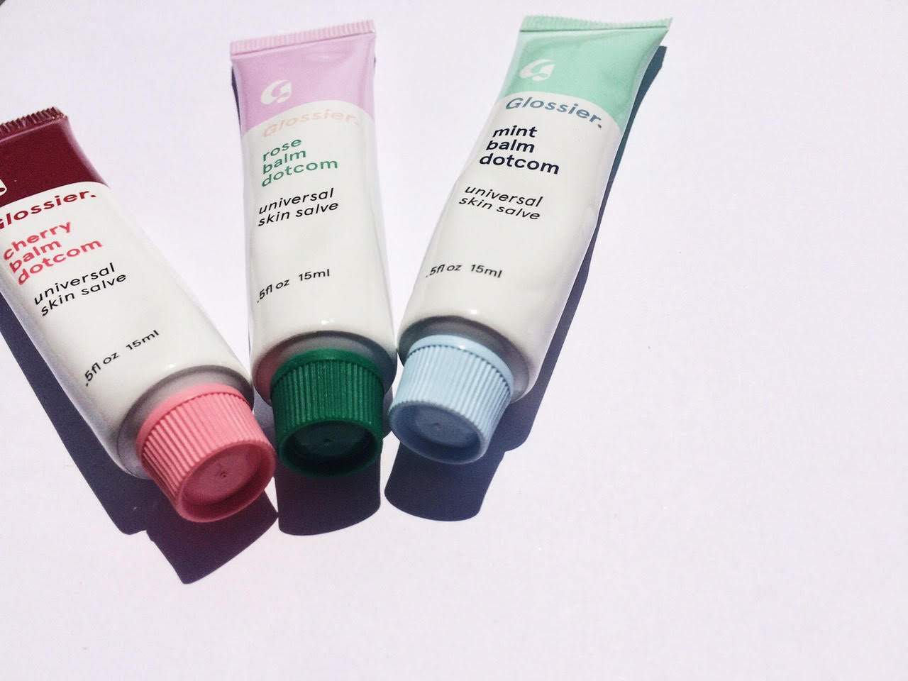Glossier Balm dotcom review