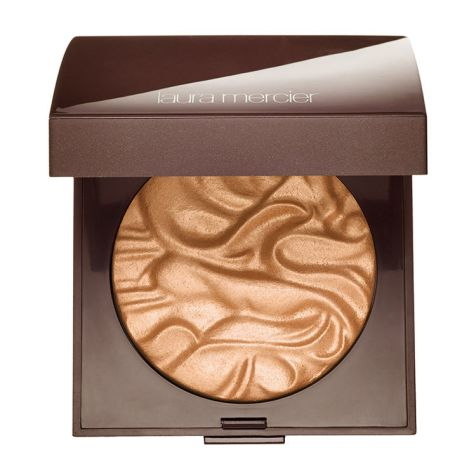Laura Mercier Baked illuminator powder in Addiction