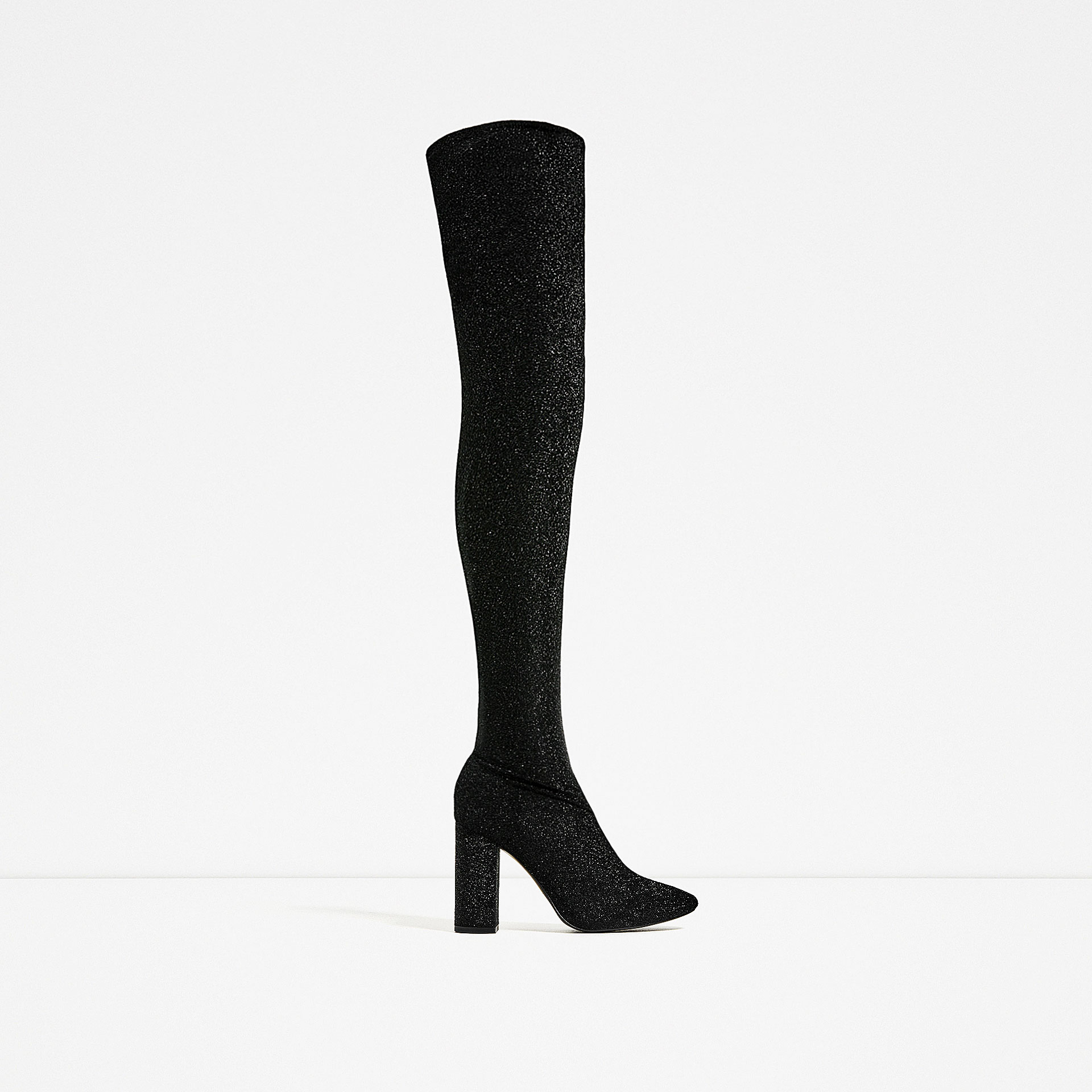 zara-over-the-knee-stretch-sparkly-boots