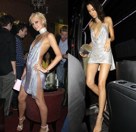 kendall-jenner-paris-hilton-dress-21st