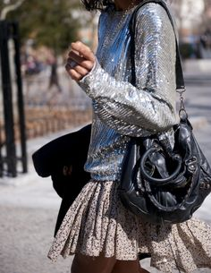 long-sequin-top