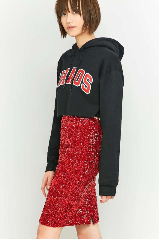 red-sequin-pencil-skirt