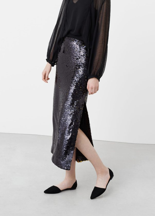 sequin-midi-skirt-mango