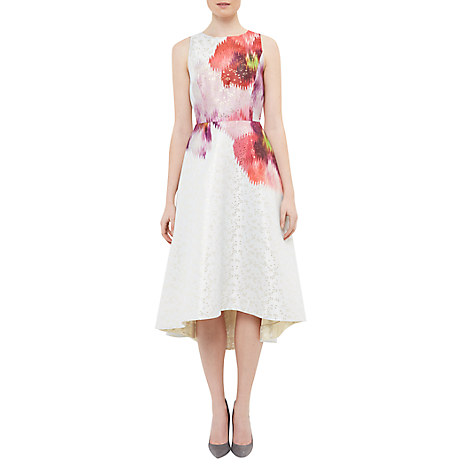 Ted Baker JAcquard Dress John LEwis Exclusive