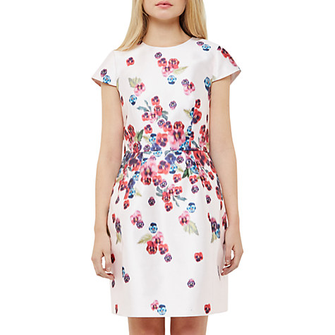 Ted Baker Pansy Obia Dress John Lewis Wedding Guest Summer Edit