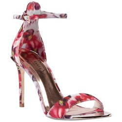 Ted Baker Pansy Stiletto Sandals Wedding Guest Style Edit