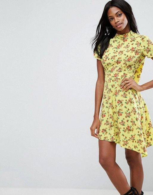 ASOS Summer tea Dress Vetements Dupe