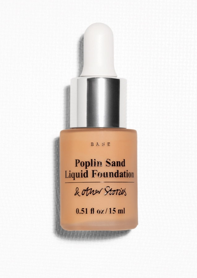 & Other Stories Liquid Foundation twill- £18.50
