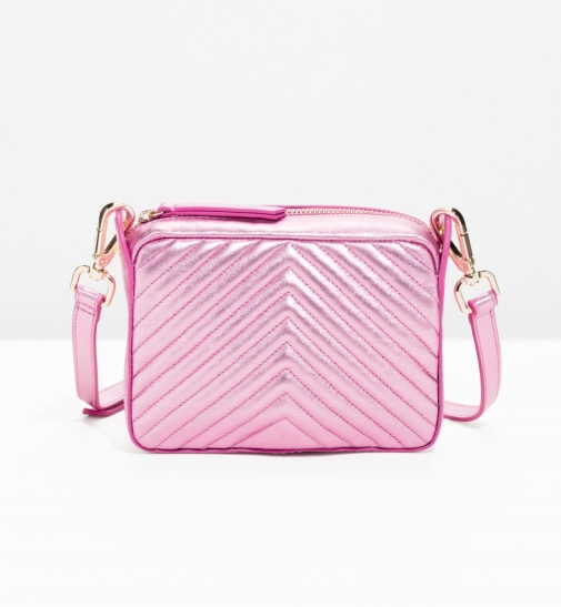 Quilted Mini Bag Pink Metakkic - Gucci Dupe