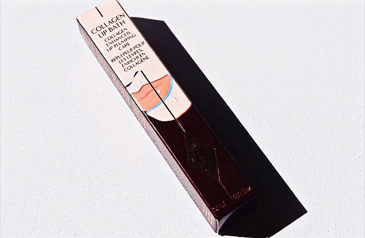 Charlotte Tilbury Collagen Lip Bath Review - Blush London