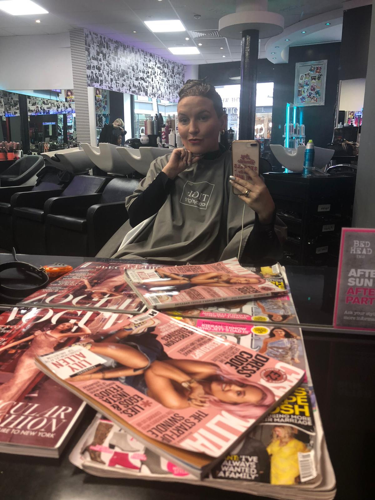 Testing the Treatment: Muse Of London #ChocolateCrusade Hair Colour Treatment