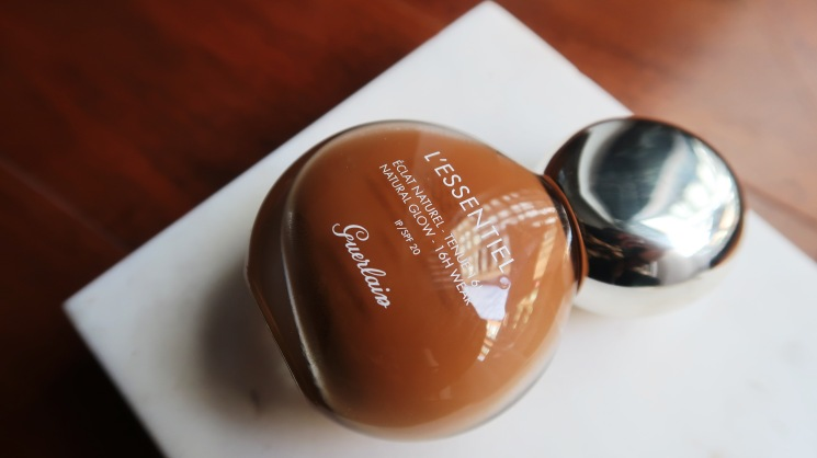 Blush London Review Guerlain L'essentiel Natural Glow Foundation40665A0E-7840-4288-A775-695F6887D388
