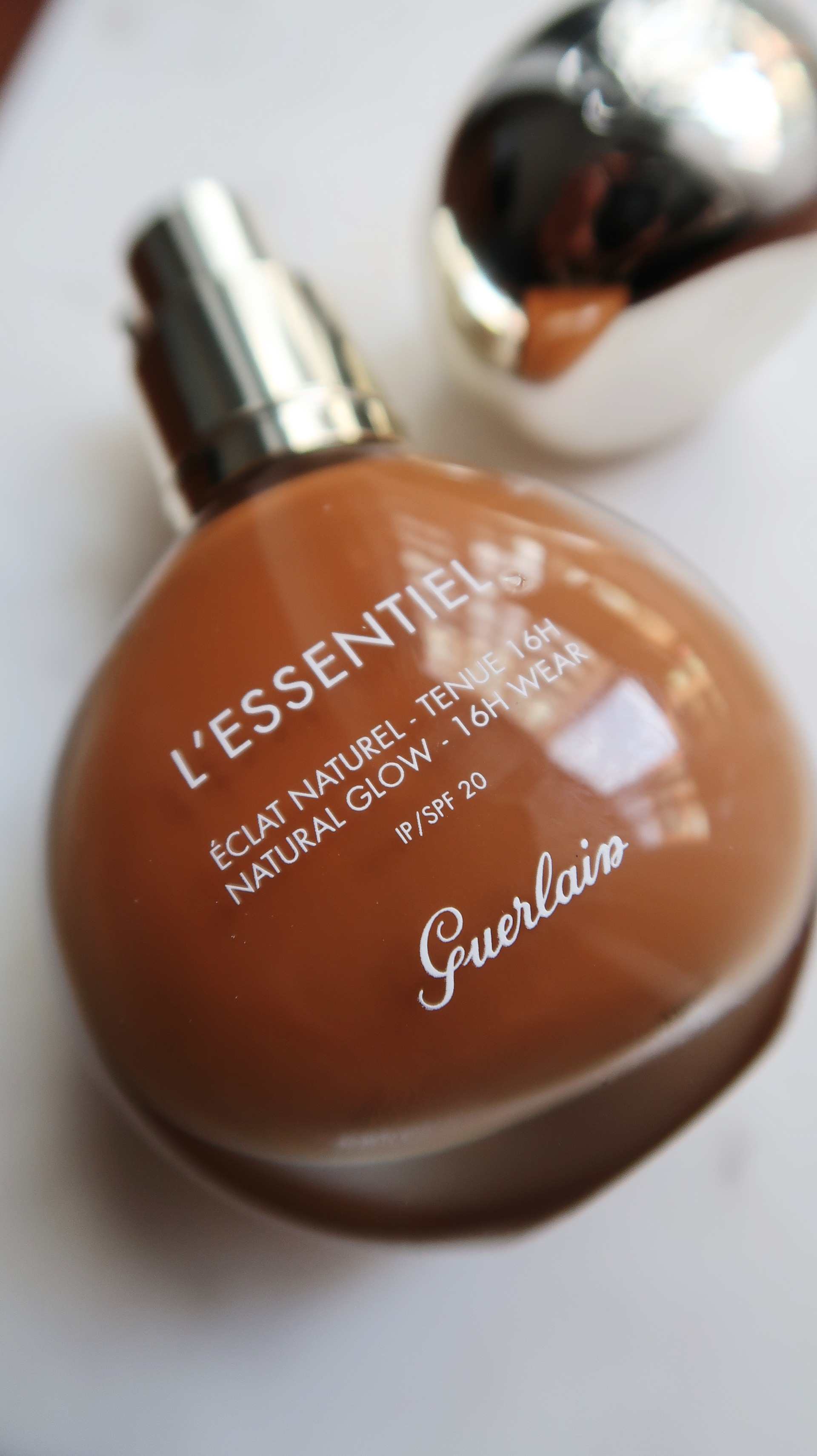 Blush London Review Guerlain L'essentiel Natural Glow Foundation8C31DE6D-8FA9-44ED-B1F2-67EC569CDFBB