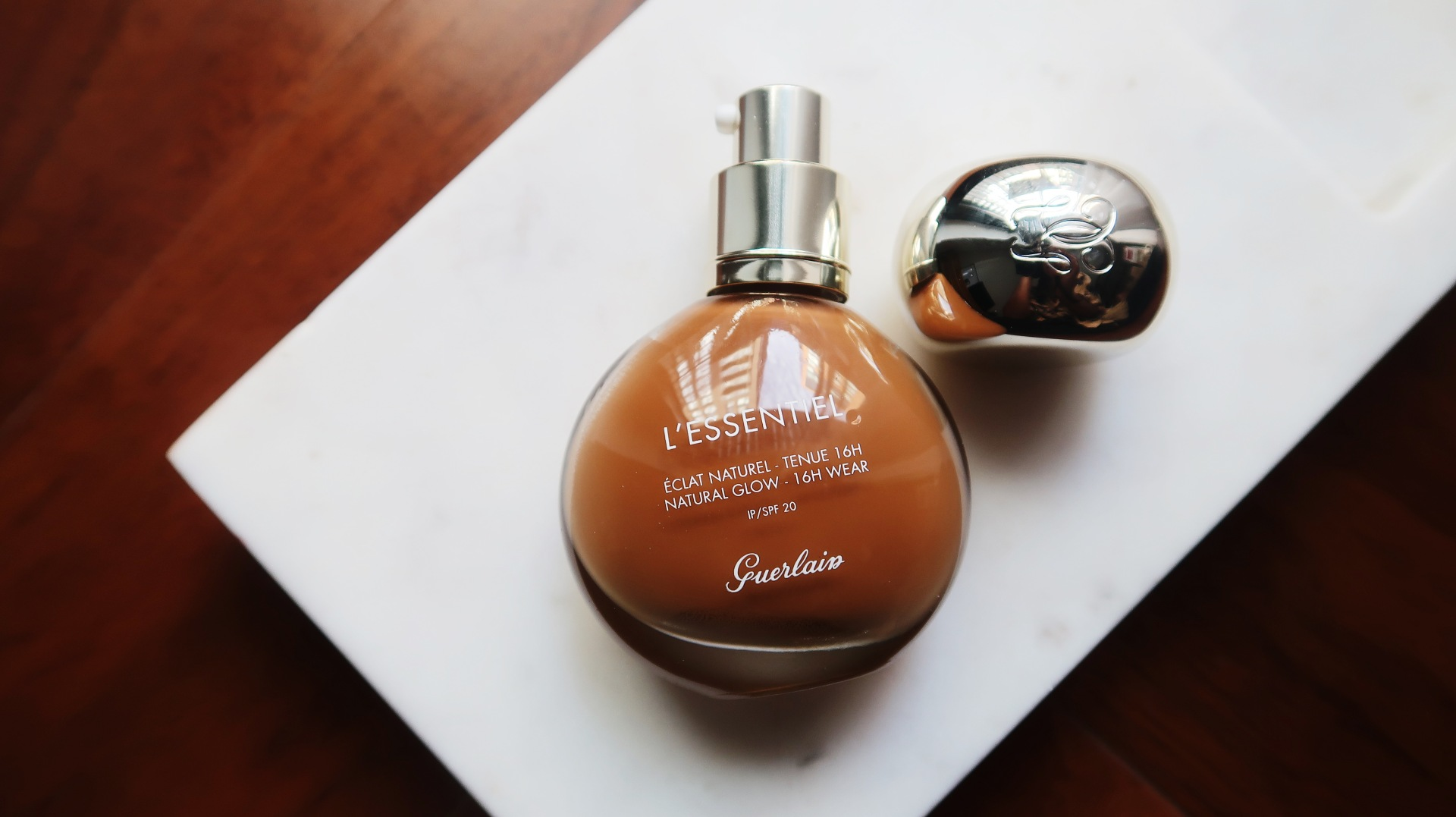 Blush London Review Guerlain L'essentiel Natural Glow Foundation9F510EF0-8179-43E4-96DB-516DBA330063